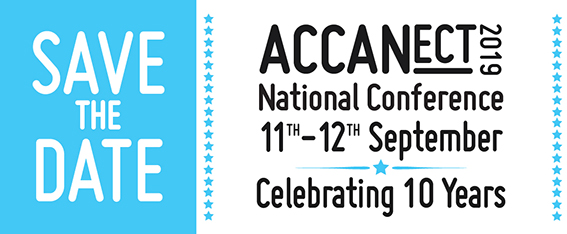 Save the Date: Join us at ACCANect 2019 - Celebrating 10 Years