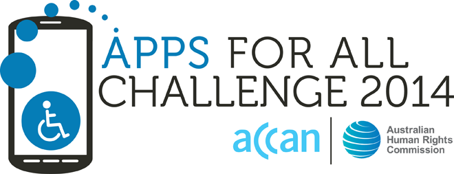 Apps for all challenge 2014