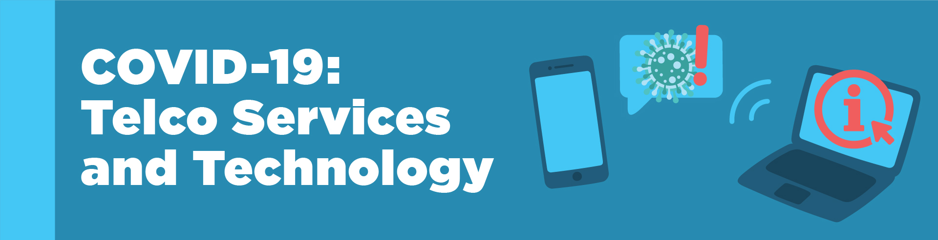 COVID19: Telco services and technology