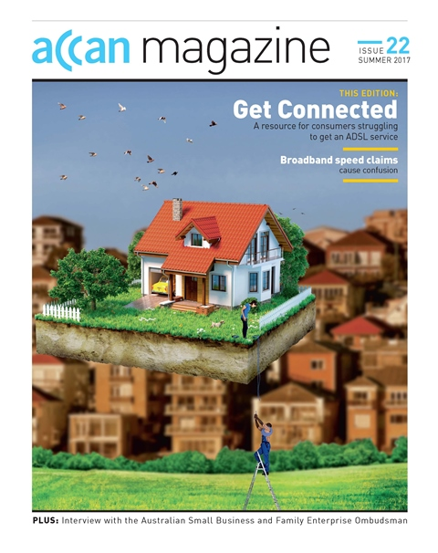 Get Connected magazine cover