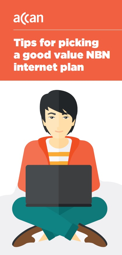 Tips for picking a good value NBN internet plan