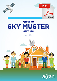 SkyMuster Cover: download the printable pdf version