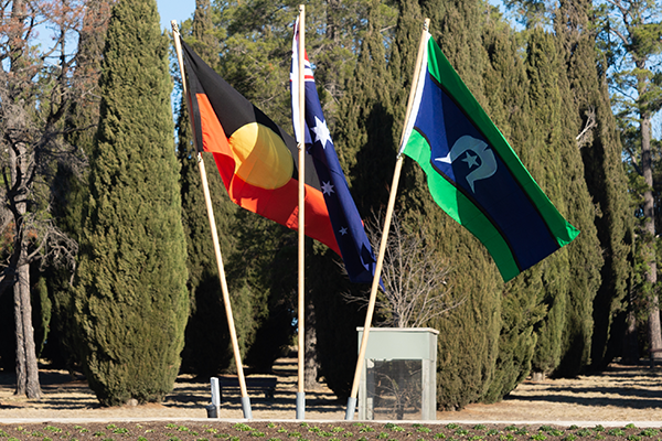 Aboriginal, Australian and Torres Strait Flags