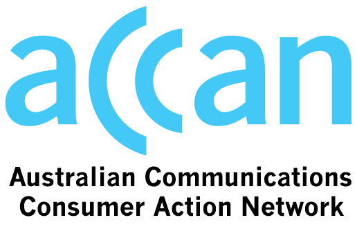 ACCAN logo