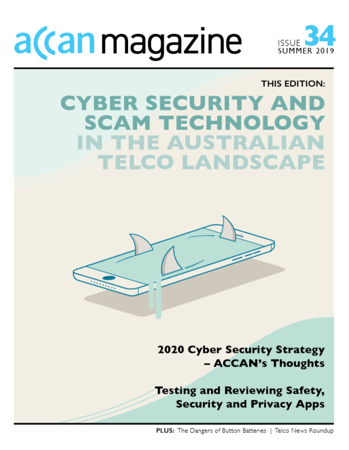 ACCAN magazine Summer 2019
