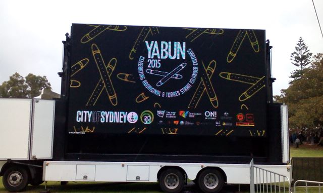 Image of Yabun sign