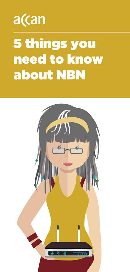 5 things about NBN
