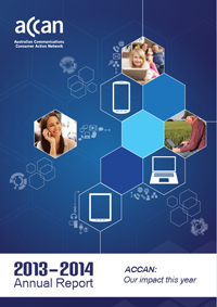 2013-14 Annual Report cover