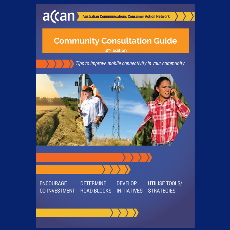ACCAN's Community Consultation Guide