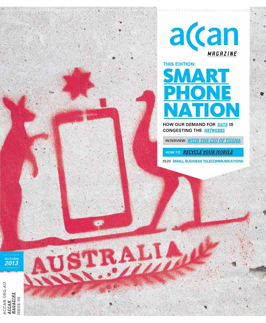 Smartphone nation cover